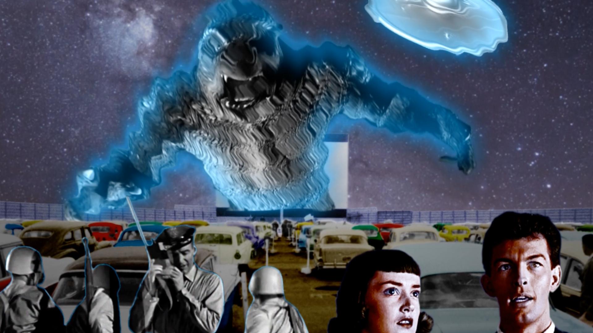 Date night in space