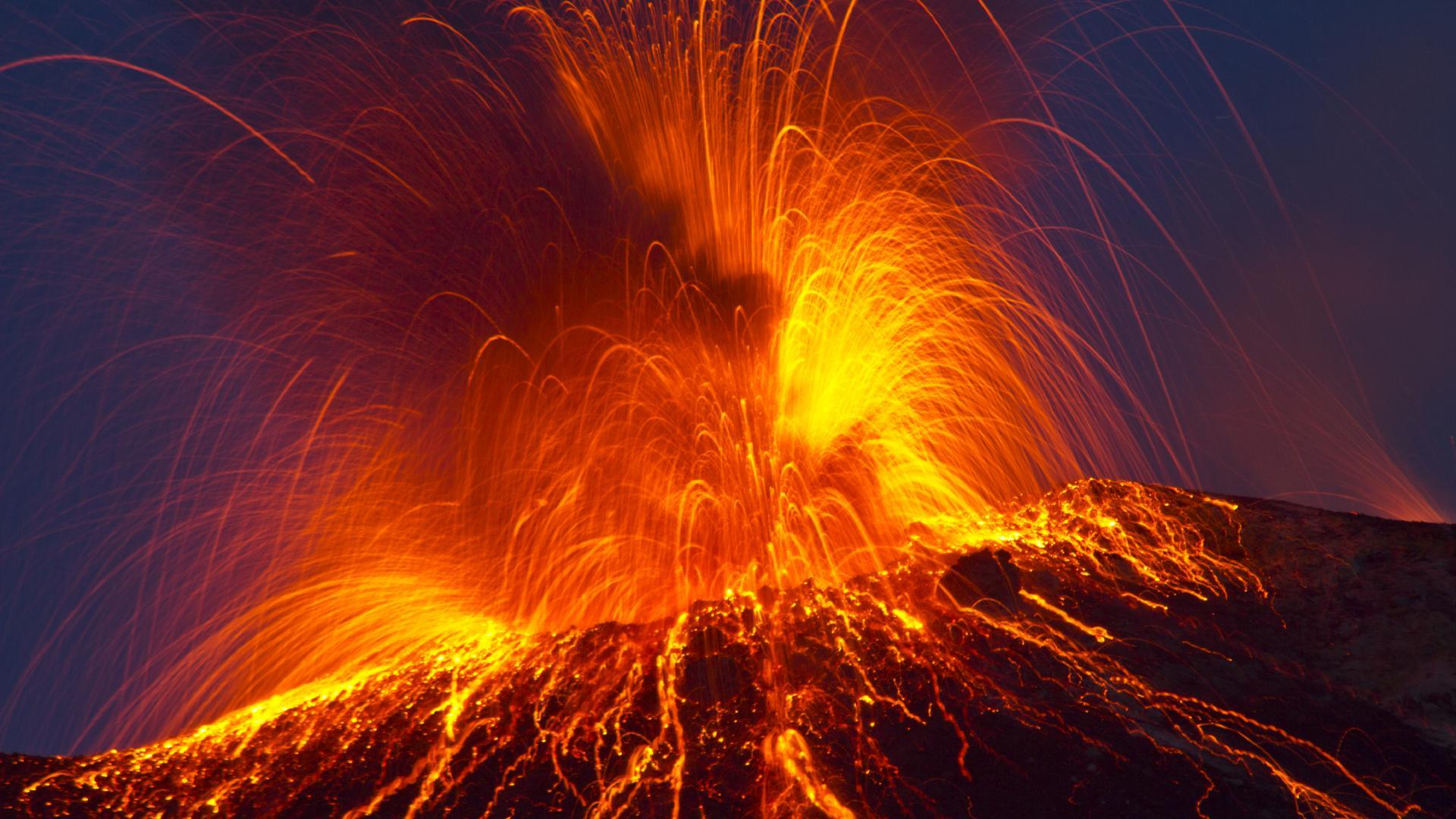 Volcano pic